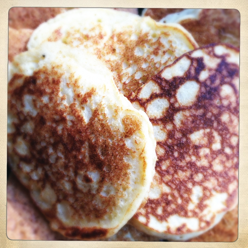 LR Pancakes