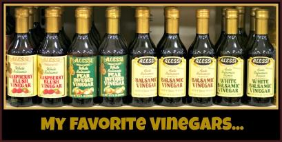 Alessi Vinegars