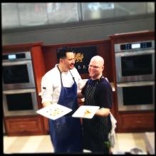 Chef Donald & Chef J.D.