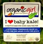 Organic Girl - Baby Kale