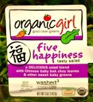Organic Girl - Five Happiness