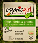 Organic Girl - Herbs & Greens