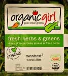 Organic Girl - Herbs & Greens