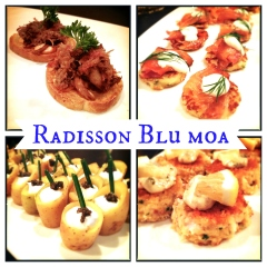 Radisson Blu Social Media event