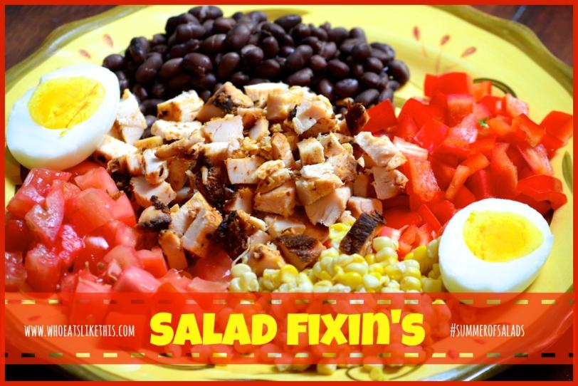 Salad Fixin's