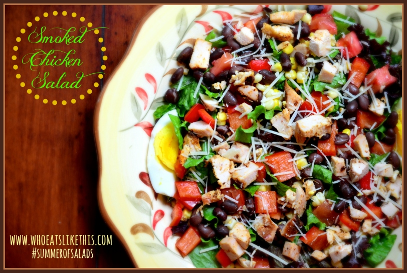 Smoked Chicken Salad REC