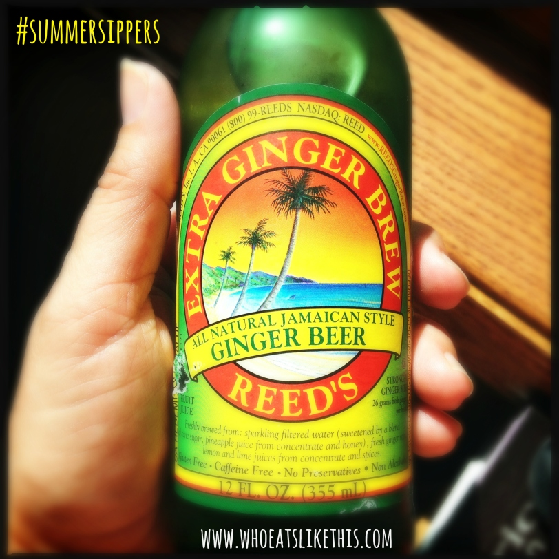 ginger beer photo