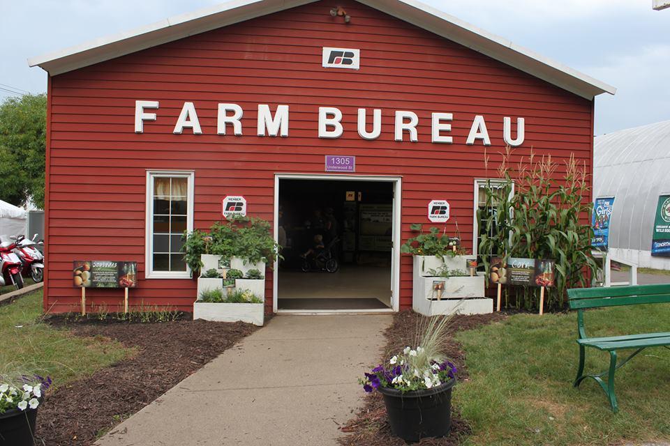 MN Farm Bureau at the Fair