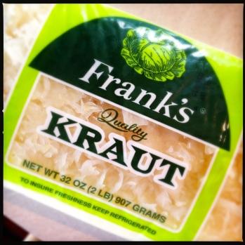 Frank's Kraut