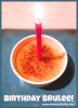 Birthday Brûlée