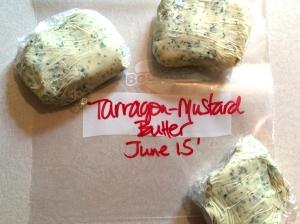 Tarragon-Mustard Butter