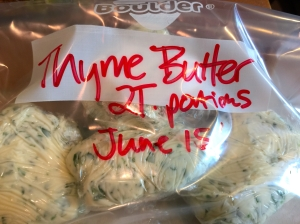 Thyme Butter